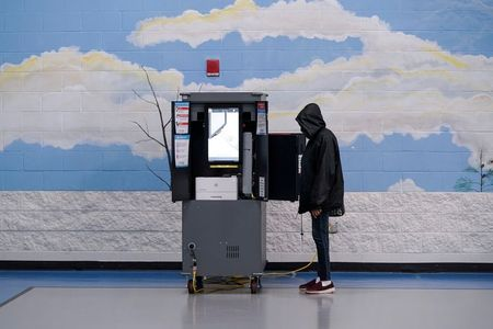 More than 100 companies sign letter opposing U.S. state voting restrictions