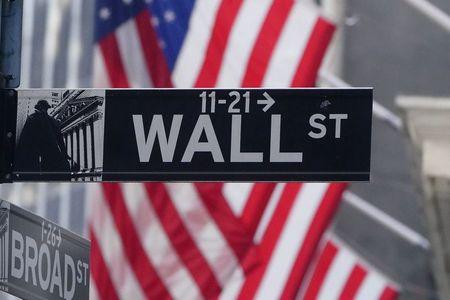 Wall Street rebounds after two-day decline; Netflix slides