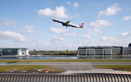 Ground control out, remote control in at London City Airport