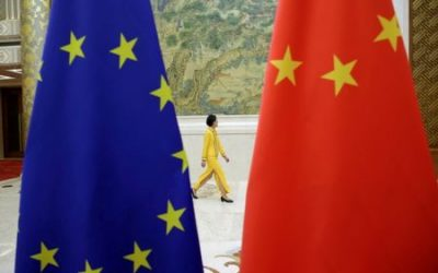 After G7 pledge, EU seeks to rival China's 'Belt and Road' with own infrastructure plan
