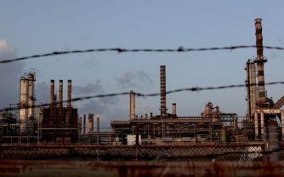 Limetree Bay refinery's light bankruptcy financing raises concerns