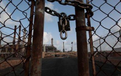 Investors balk as bankrupt St. Croix refinery needs $1 billion to be viable