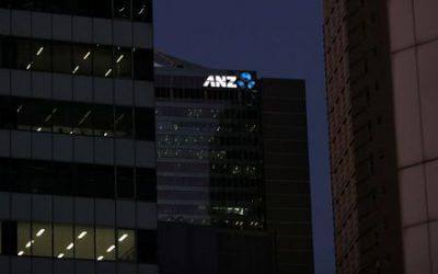 Australia's ANZ to launch $1.1 billion stock buyback