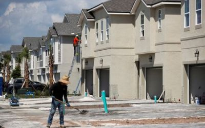U.S. new home sales hit 14-month low amid supply constraints
