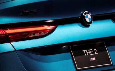 BMW launches new sports car line in Mexico after plant expansion