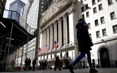 Global shares edge higher on Wall Street strength, crude price surge