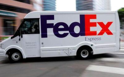 FedEx labor shortfall hits quarterly profit, earnings forecast