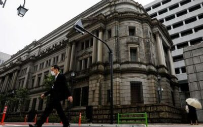BOJ more downbeat on exports, output even as recovery seen on track