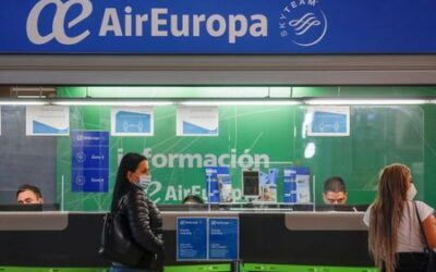 Air Europa owner Globalia to furlough 60% of staff if COVID support ends