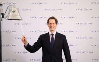 Stellantis Chairman says Turin, Italy key to group's production