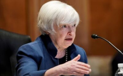 Yellen stressed importance of withdrawing digital services taxes in call with UK