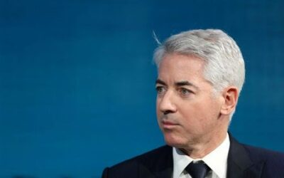 Ackman's Pershing Square fund surges as Universal soars in stock debut