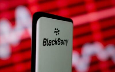 BlackBerry beats quarterly revenue expectations on cybersecurity boost