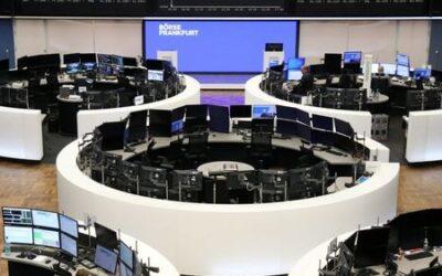 European stocks rise on strong SAP, LVMH results