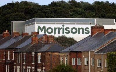 The battle for British supermarket group Morrisons