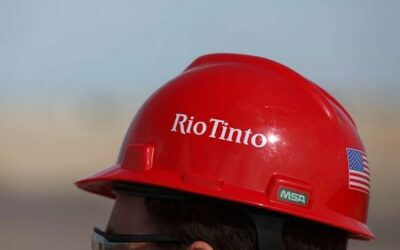Rio Tinto aims to halve carbon emissions by 2030