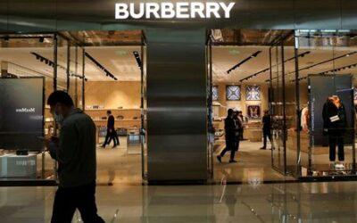 UK's Burberry names Versace boss Akeroyd as CEO