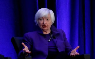 Biden's tax hike, spending plans to boost profits, Yellen tells U.S. Chamber