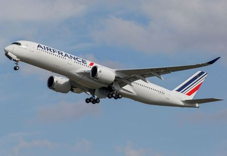 Air France uses cooking oil to fly to Canada as green fuel debate rages