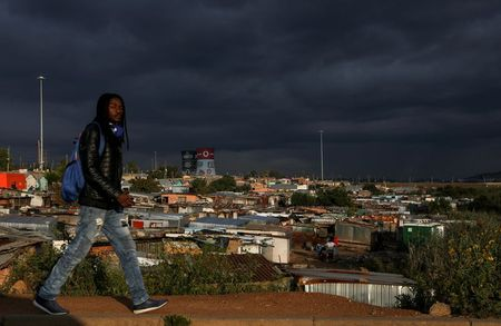 Scale of cash economy in South African townships stuns FirstRand