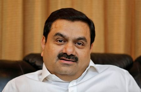 Mystery behind slump in India's Adani Group company shares