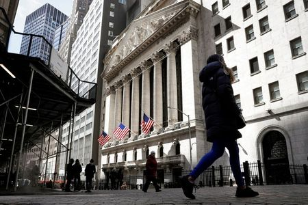 Dow leads the way in broad Wall Street rally