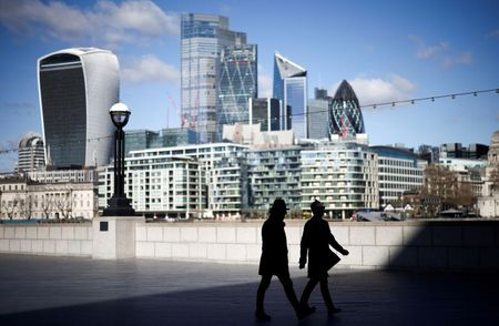 Think global for post-Brexit City of London reform, top financiers say
