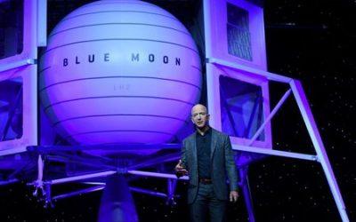 Bezos' 2021 Space Odyssey a risk too far for insurers