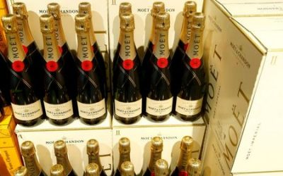 Moet Hennessy to add 'sparkling wine' label to champagne for Russia