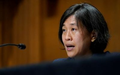 USTR's Tai urges Canada to abandon digital tax, uphold home shopping commitments